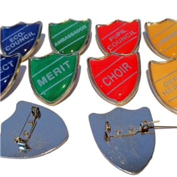 School Badge Titles
